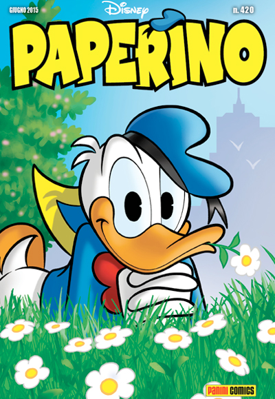 Cover Paperino 420
