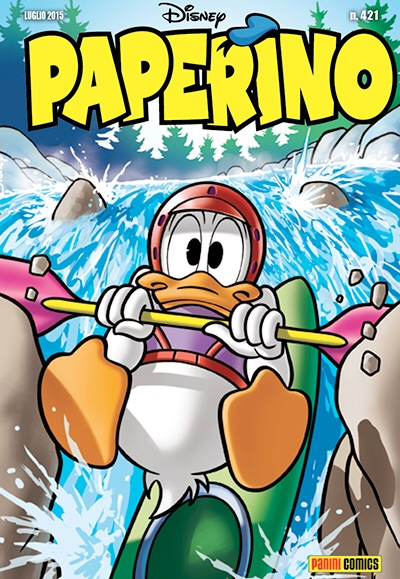 Cover Paperino 421