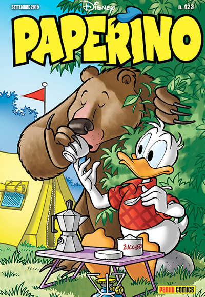 Cover Paperino 423