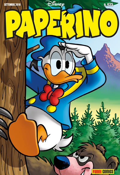 Cover Paperino 435