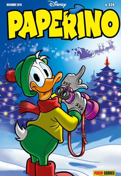 Cover Paperino 438