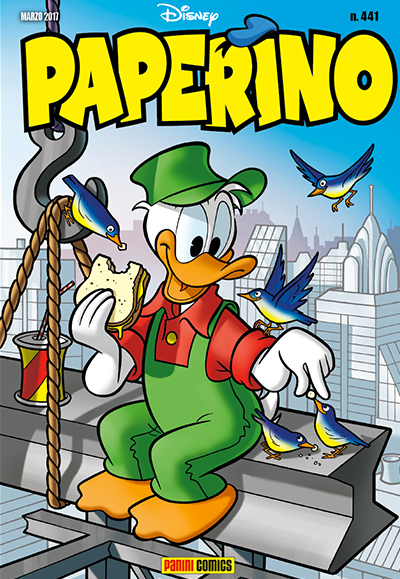 Cover Paperino 441