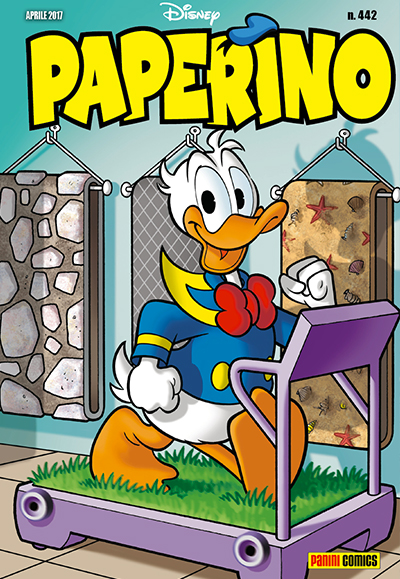 Cover Paperino 442