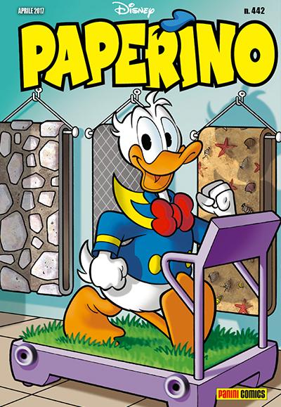Cover Paperino 442