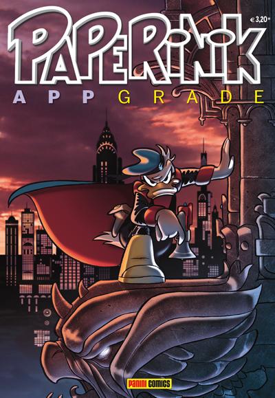 Cover Paperinik Appgrade 13