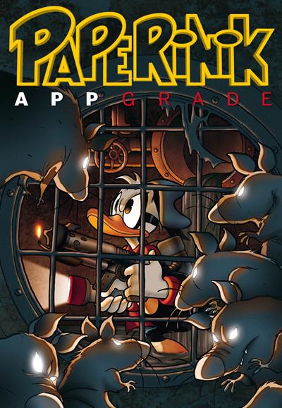 Cover Paperinik Appgrade 14