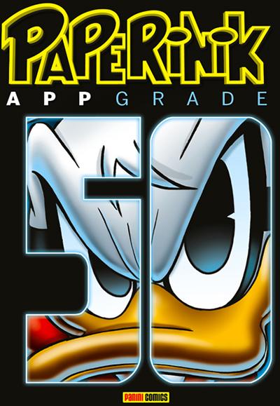 Cover Paperinik Appgrade 50