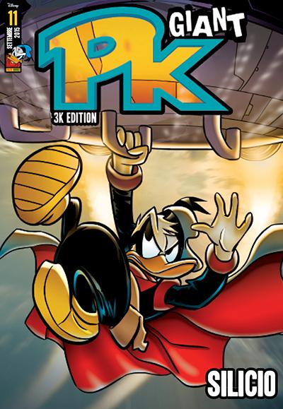 Cover Pk Giant 11 - Silicio
