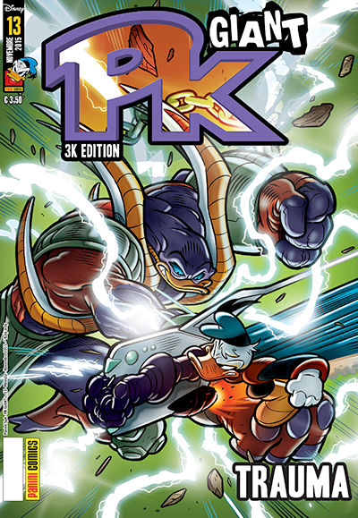 Cover Pk Giant 13 - Trauma