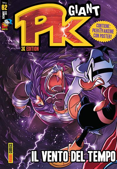 Cover Pk Giant 2 - Il vento del tempo