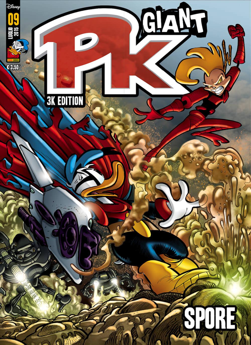 Cover Pk Giant 9 - Spore