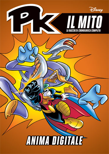 Cover Pk: il mito 10 - Anima digitale
