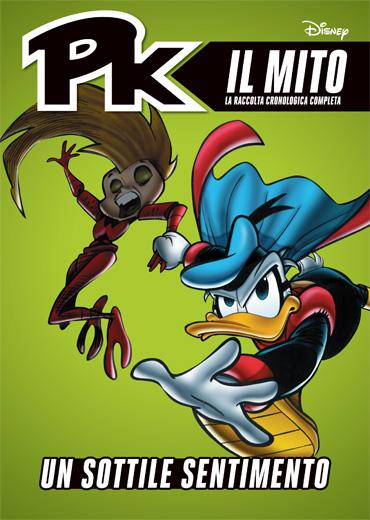 Cover Pk: il mito 11 - Un sottile sentimento