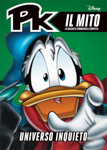 Cover Pk: il mito 14 - Universo inquieto