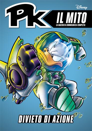 Cover Pk: il mito 16 - Divieto di azione