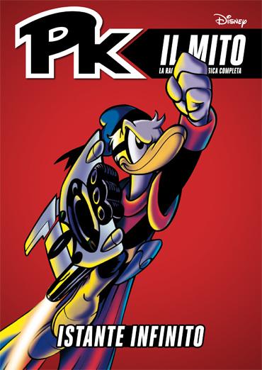 Cover Pk: il mito 17 - Istante infinito