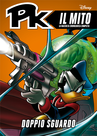 Cover Pk: il mito 18 - Doppio sguardo