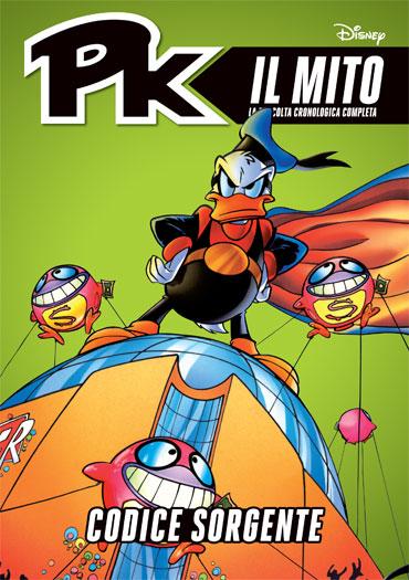 Cover Pk: il mito 19 - Codice sorgente