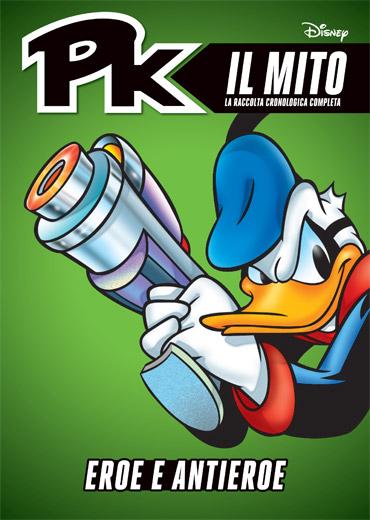 Cover Pk: il mito 2 - Eroe e antieroe