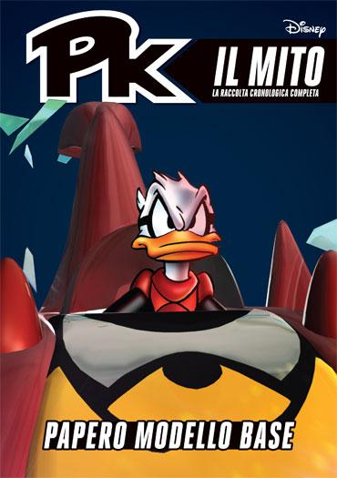 Cover Pk: il mito 20 - Papero modello base