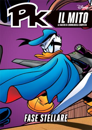Cover Pk: il mito 22 - Fase stellare
