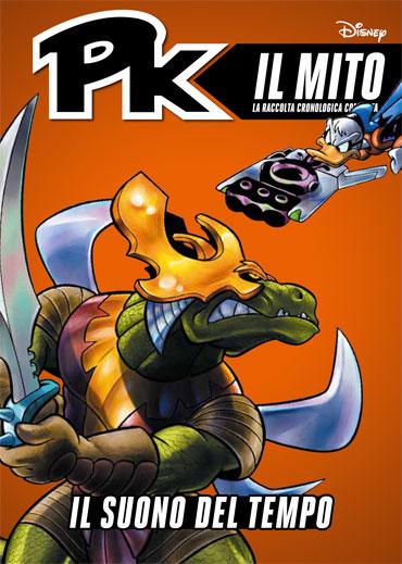 Cover Pk: il mito 24 - Il suono del tempo