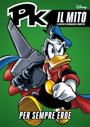 Cover Pk: il mito 26 - Per sempre eroe