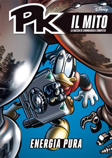 Cover Pk: il mito 27 - Energia pura