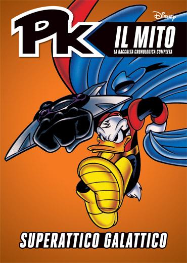 Cover Pk: il mito 3 - Superattico galattico