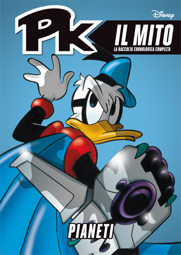 Cover Pk: il mito 30 - Pianeti