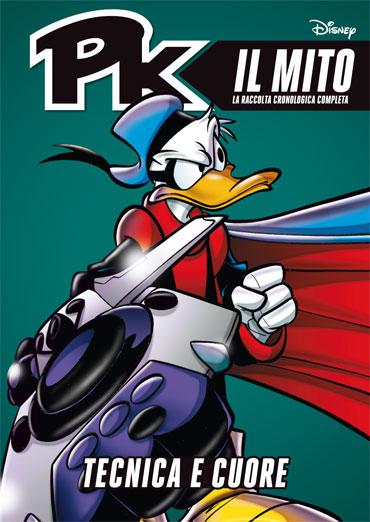 Cover Pk: il mito 31 - Tecnica e cuore