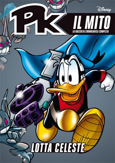 Cover Pk: il mito 32 - Lotta celeste