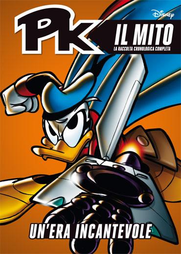 Cover Pk: il mito 35 - Un'era incantevole