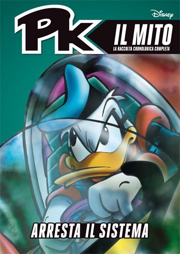 Cover Pk: il mito 36 - Arresta il sistema