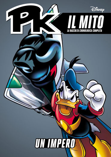 Cover Pk: il mito 4 - Un impero