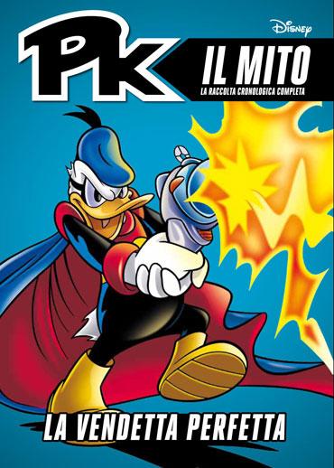 Cover Pk: il mito 5 - La vendetta perfetta