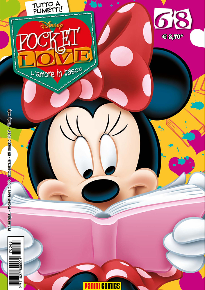 Cover Pocket Love 68