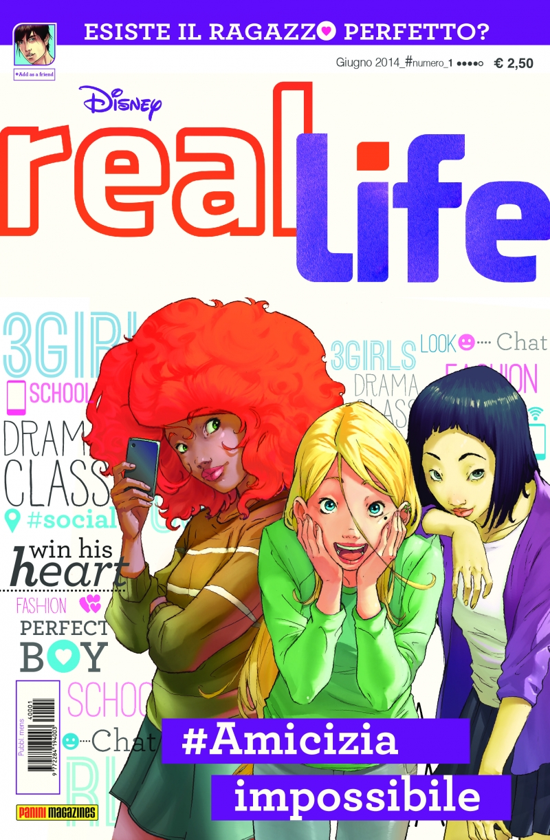 Cover real life 1