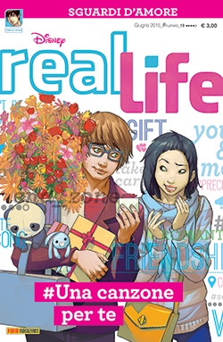 Cover real life 10