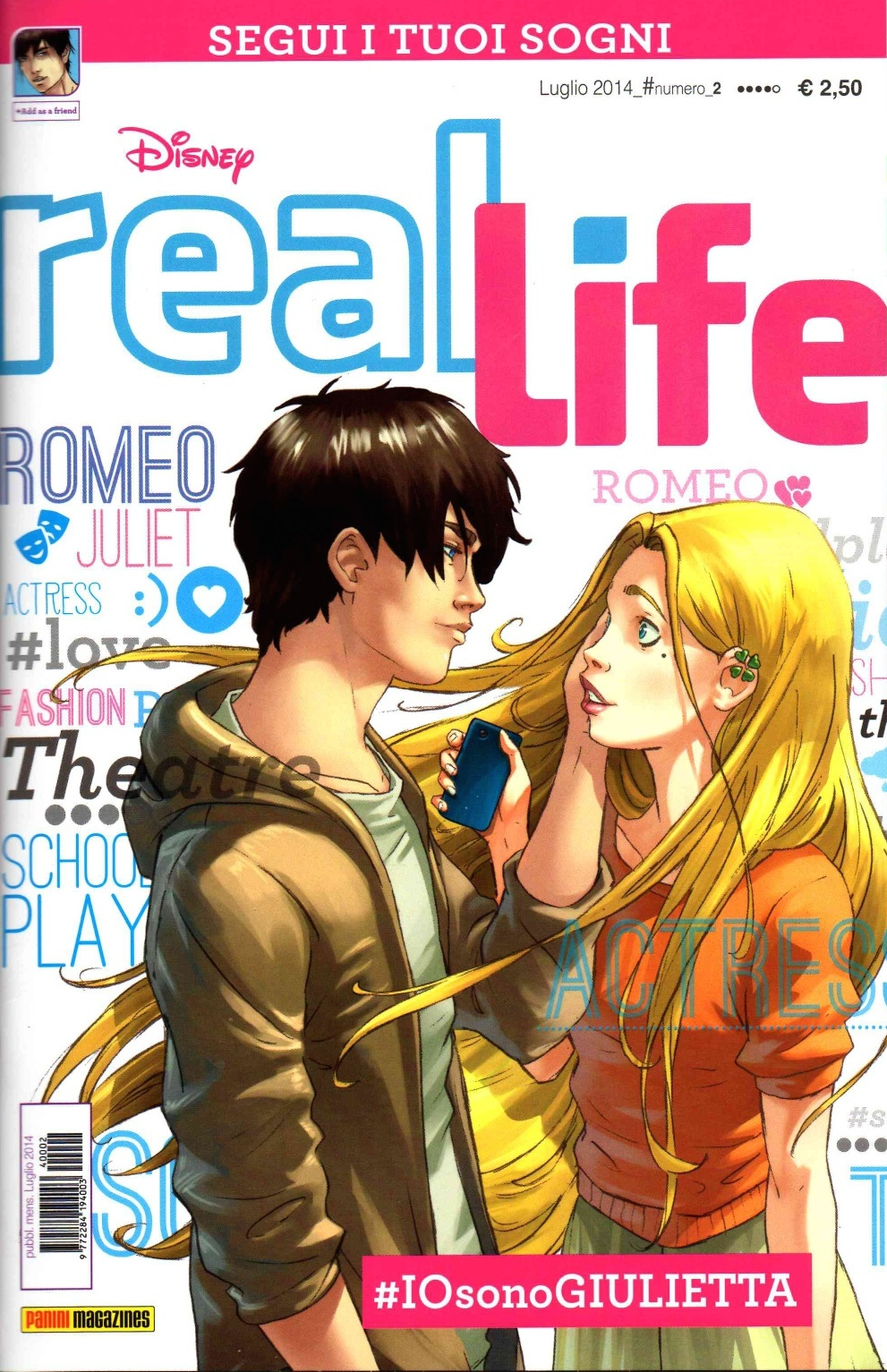 Cover real life 2