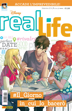Cover real life 4