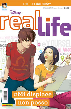 Cover real life 5