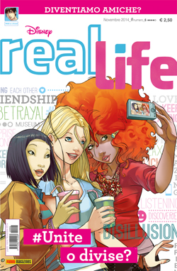 Cover real life 6