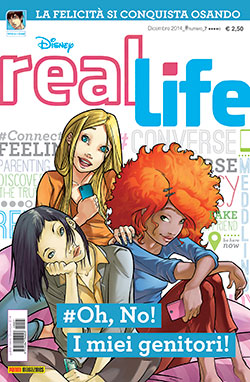 Cover real life 7