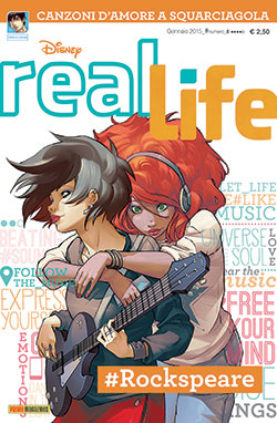 Cover real life 8