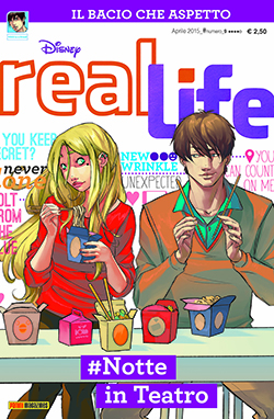 Cover real life 9