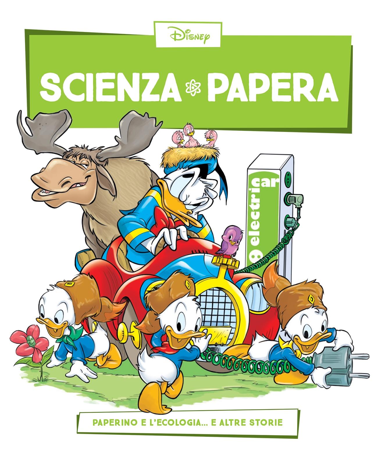 Cover Scienza Papera 12 - Ecologia e ambiente