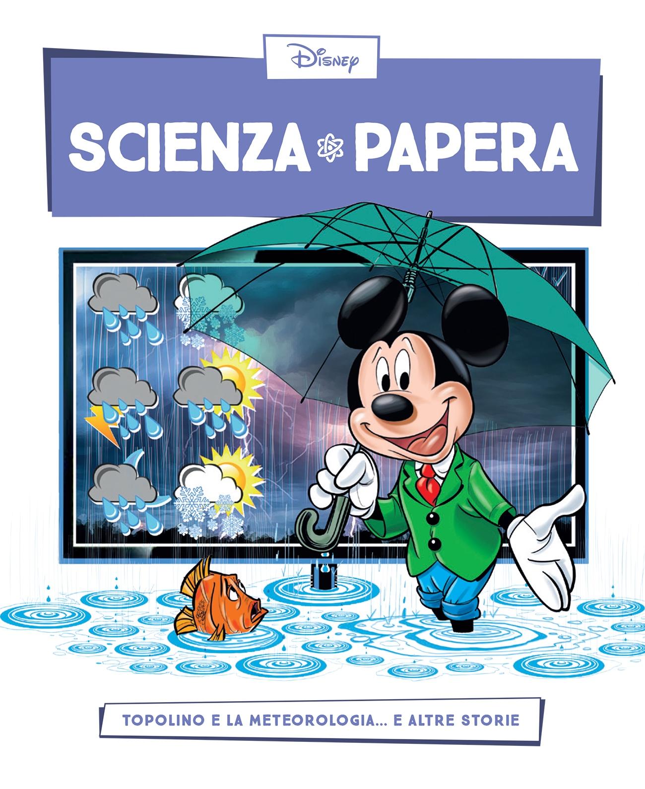 Cover Scienza Papera 18 - Meteorologia e previsioni