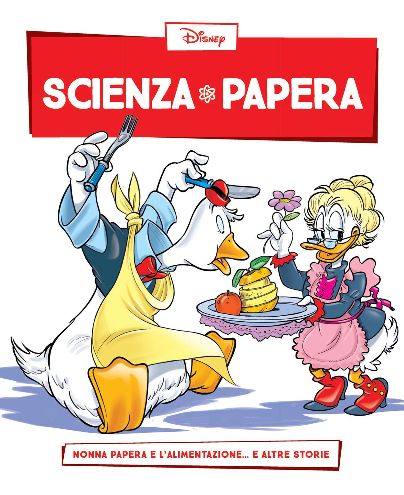 Cover Scienza Papera 20 - Scienza dell'alimentazione