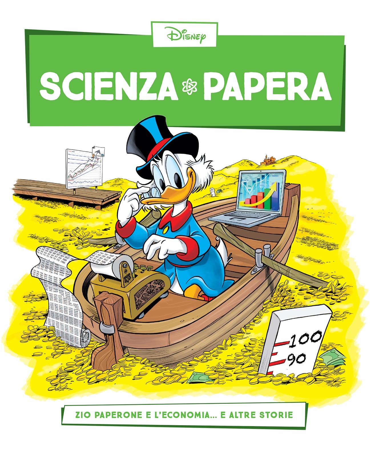 Cover Scienza Papera 26 - Economia e mercati